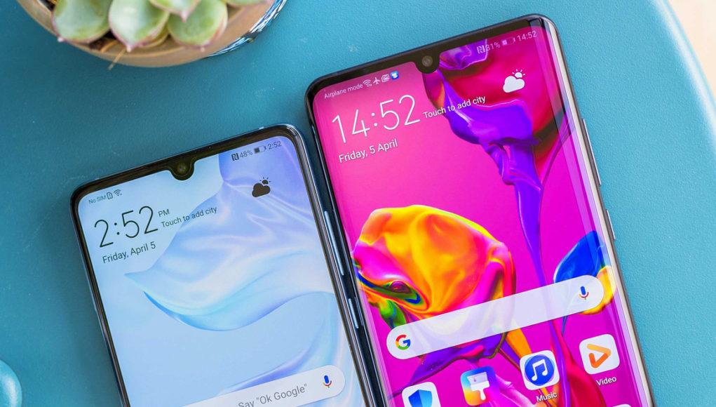 eski Huawei telefonlar için Android güncellemeleri