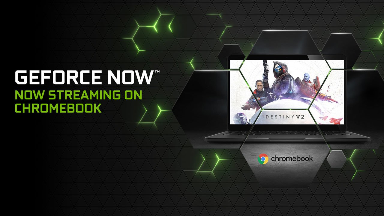 GeForce NOW Chrome OS