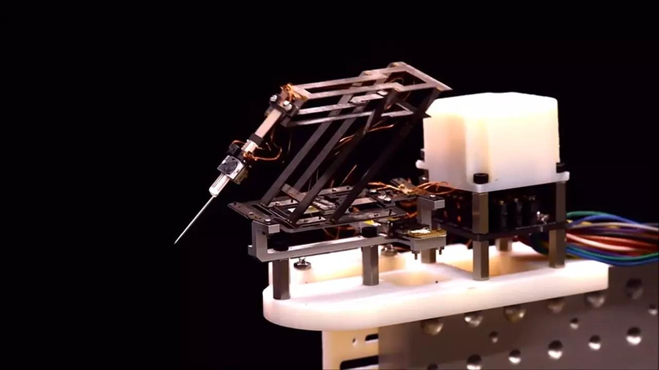 Küçük Ameliyat Robotu