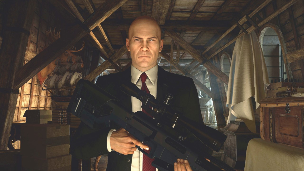 Hitman 3 Epic Games Store