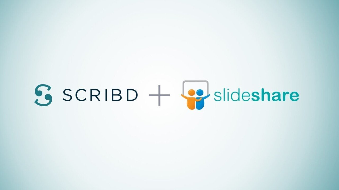 SlideShare Scribd