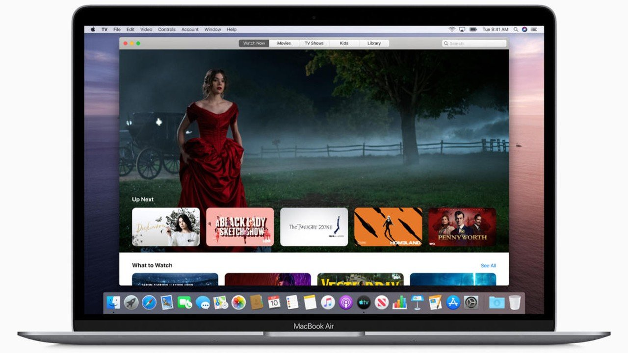 macOS Catalina 10.15.6 Ek Güncellemesi