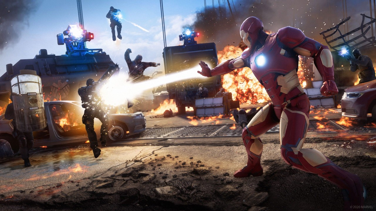 Marvel's Avengers Çıkış Fragmanı
