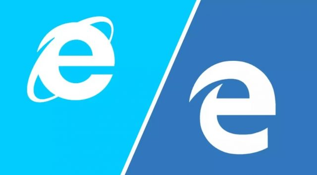 Internet Explorer 11 ve Edge