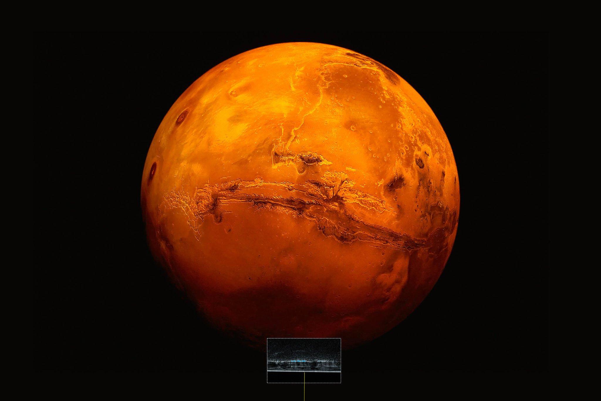 NASA yeni Mars fotoğrafları