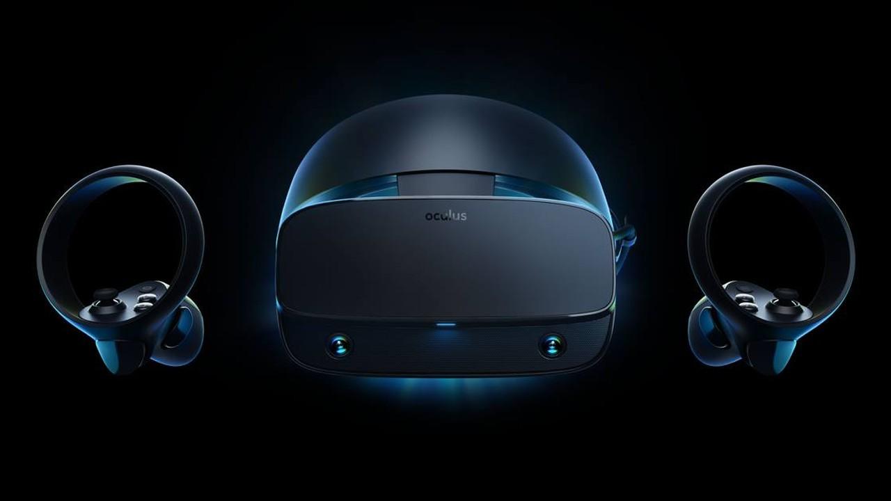 Oculus VR Facebook