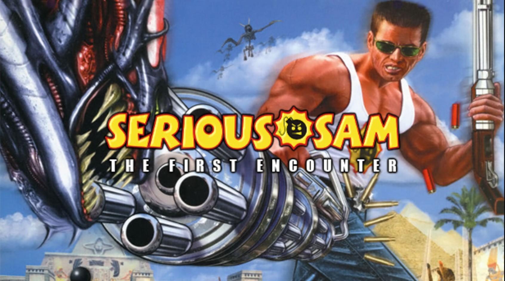 Serious Sam The Firts Encounter ücretsiz