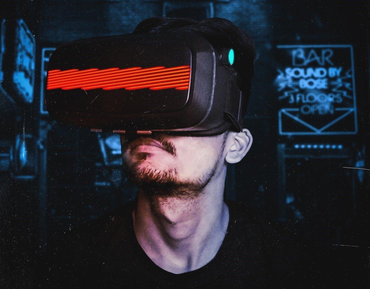 VR teknolojileri