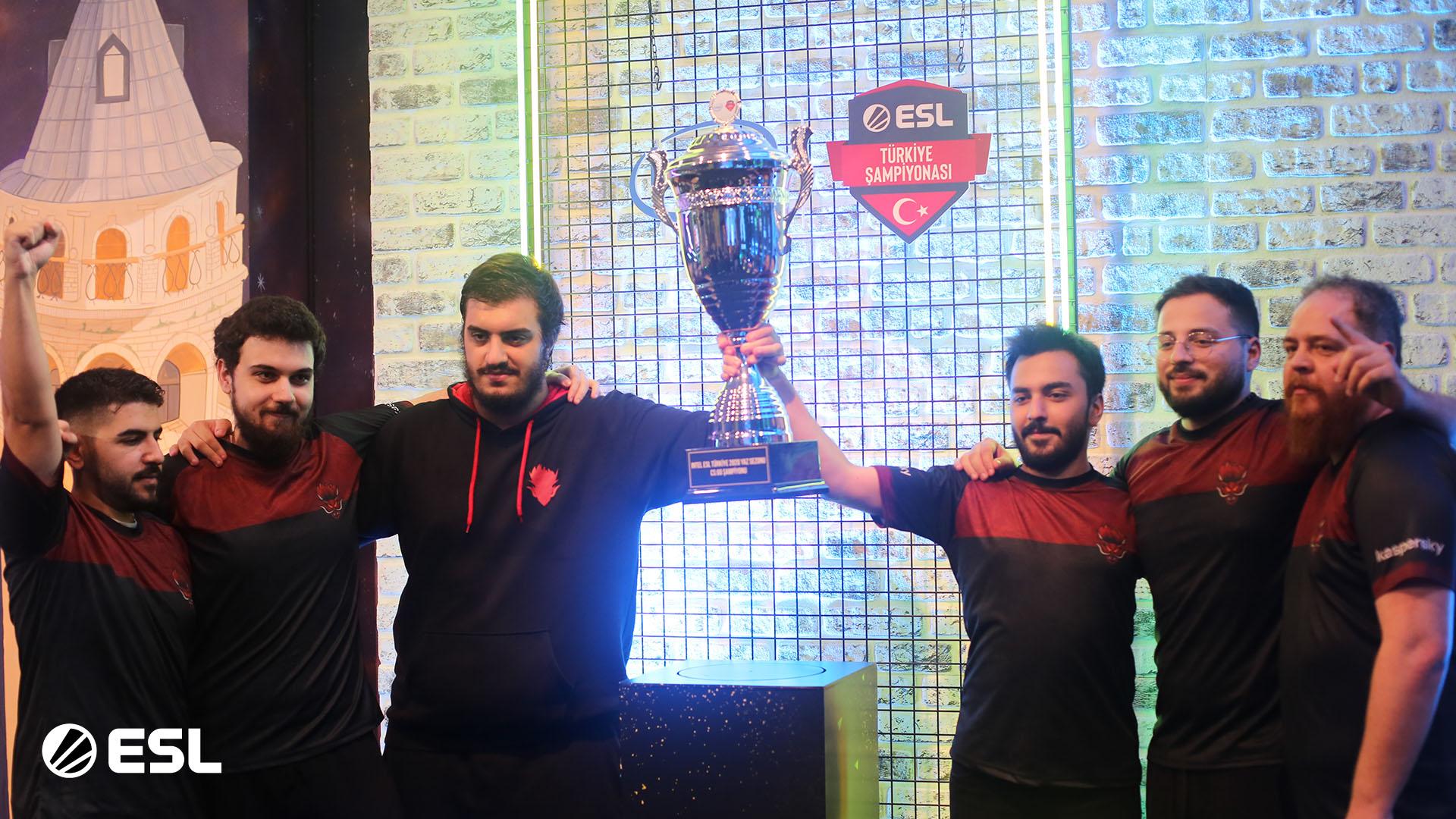 Intel ESL Türkiye CS:GO Şampiyonası 2020