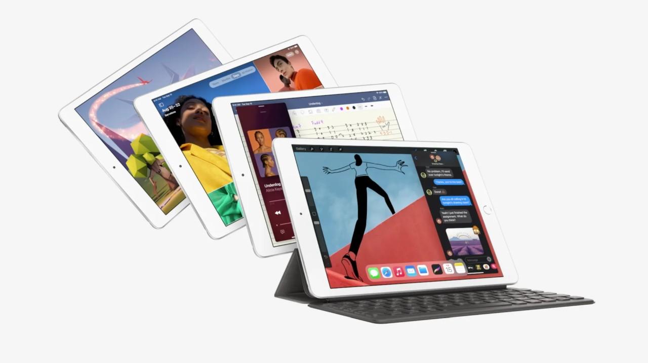 2020 Model iPad