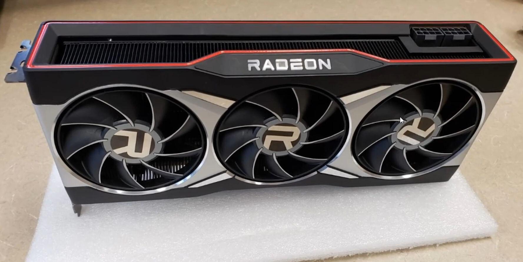 Özel Tasarım RX 6000 Ekran Kartları 2577 MHz Seviyesini Görebilir