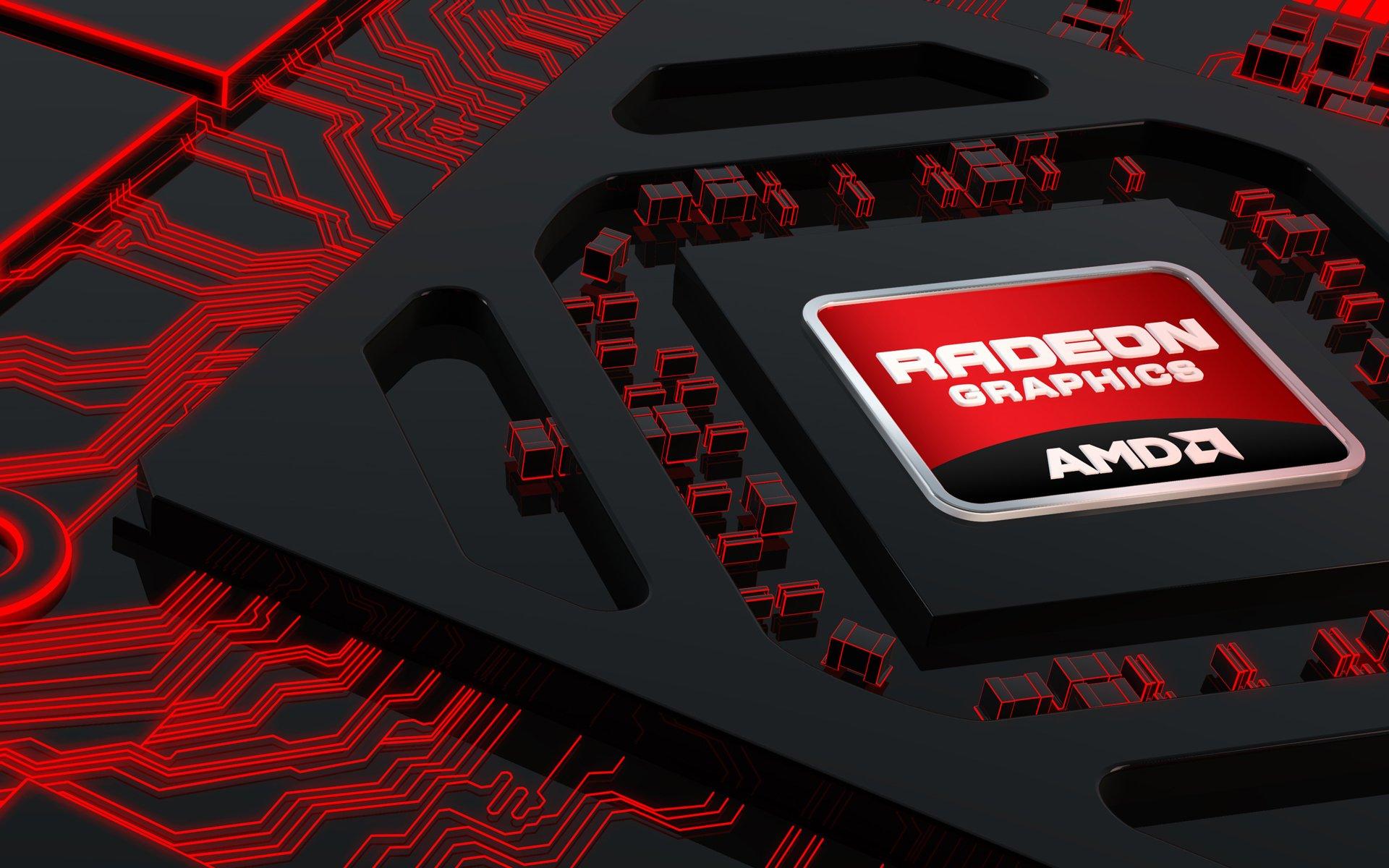 AMD Radeon Sürücü