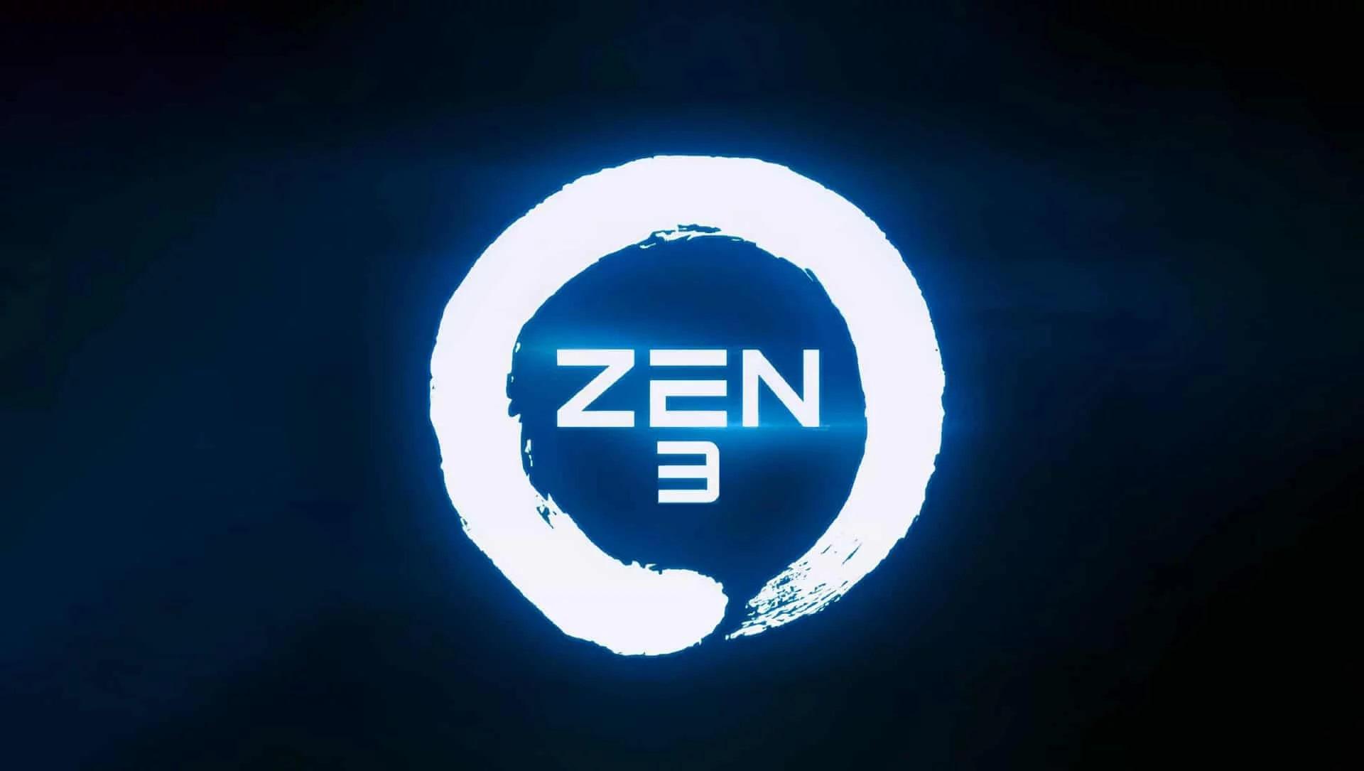 AMD Zen 3 Mimarisi