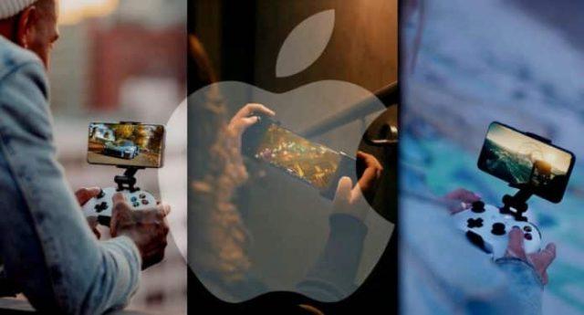 Apple'dan Stadia ve xCloud Gibi Hizmetlere Yeşil Işık