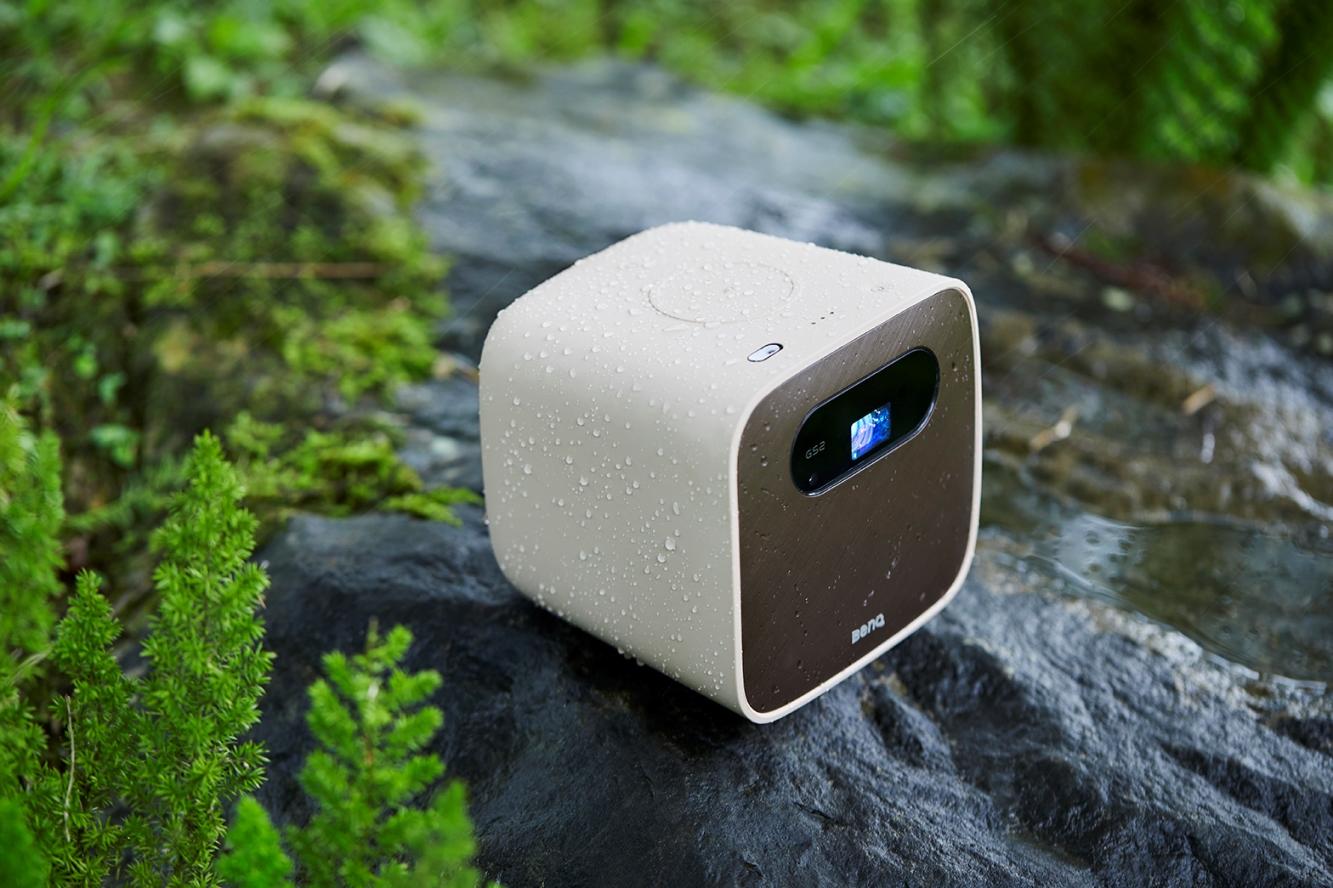 BenQ GS2 Taşınabilir Kablosuz LED Projektör