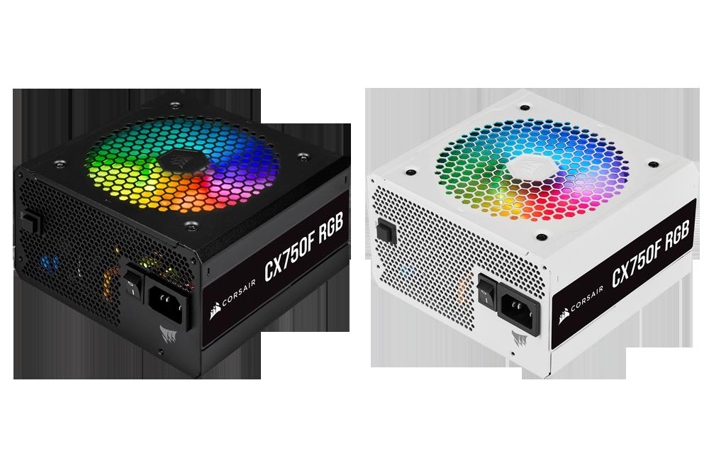 CORSAIR CX-F RGB Güç Kaynağı