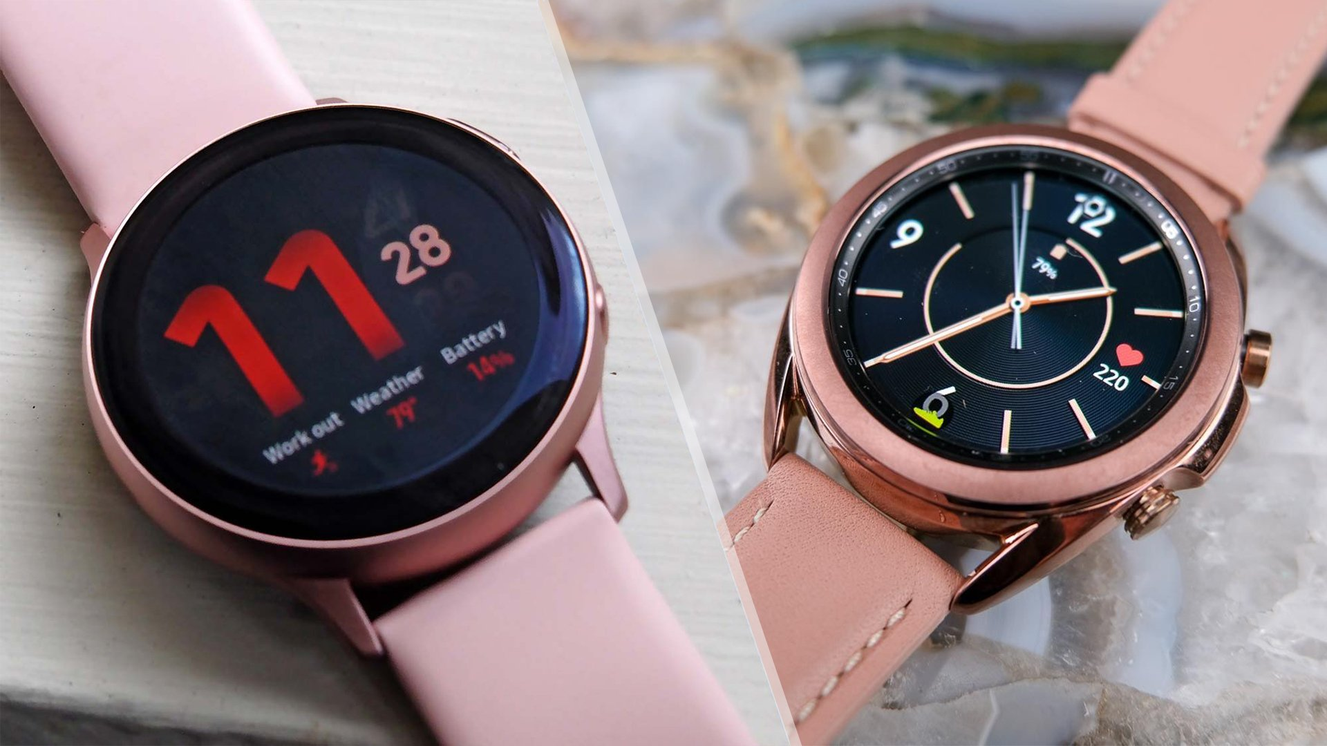 Galaxy Watch 3 Özellikleri, Galaxy Watch Active 2'ye Geldi
