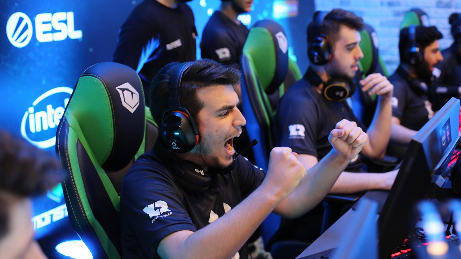 Intel ESL Türkiye Şampiyonası Finalleri