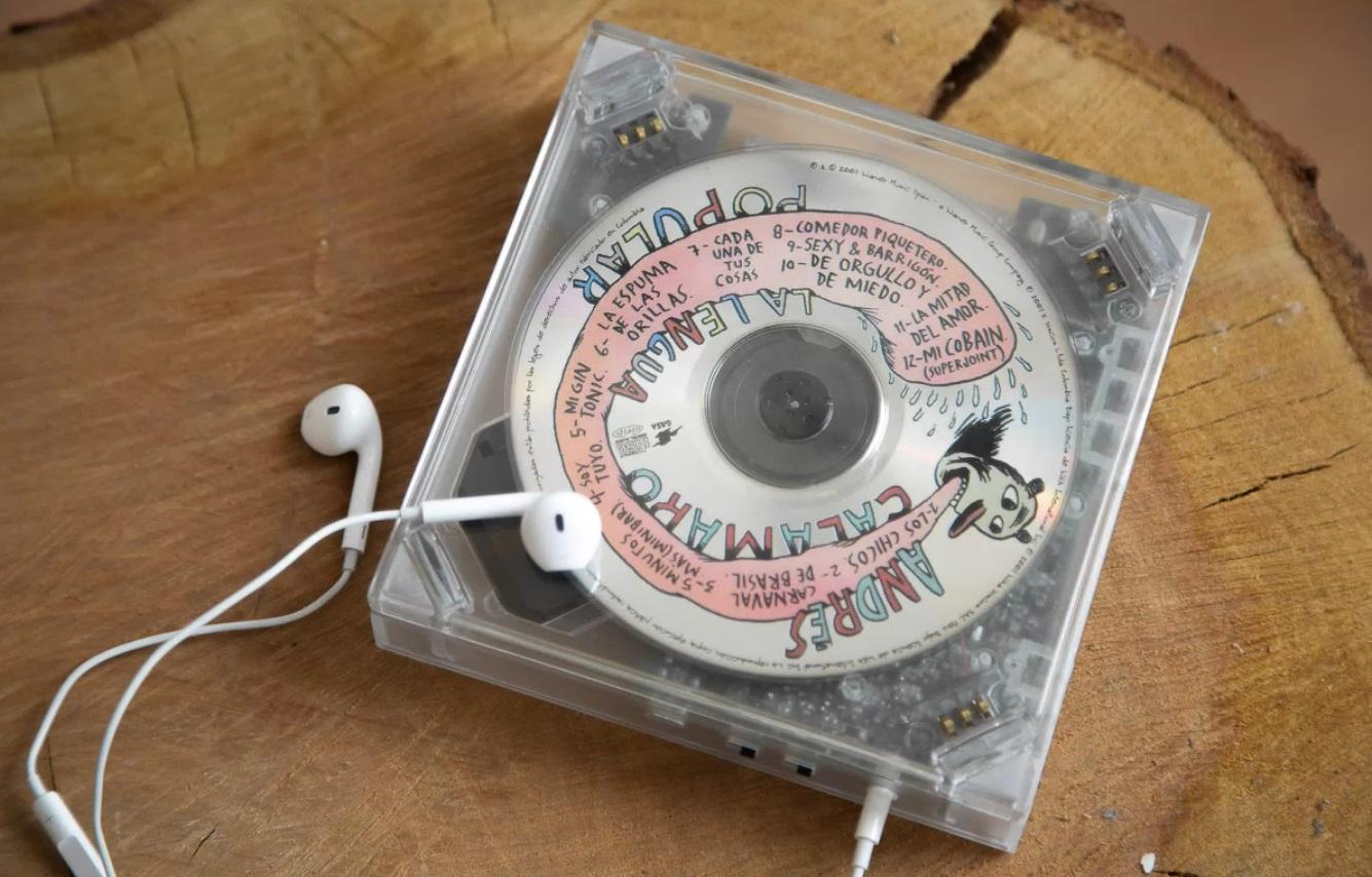 Bluetooth cd çalar