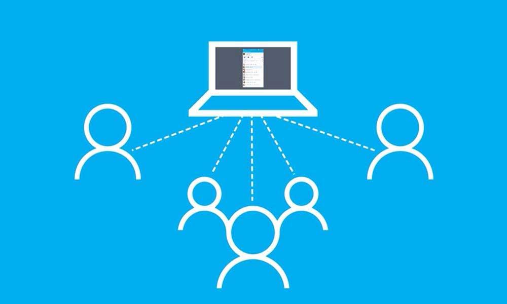 windows 10 görüntülü görüşme Meet Now
