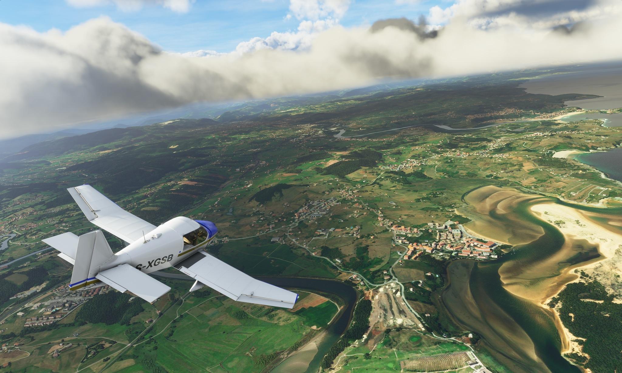 microsoft flight simulator 2020 güncelleme