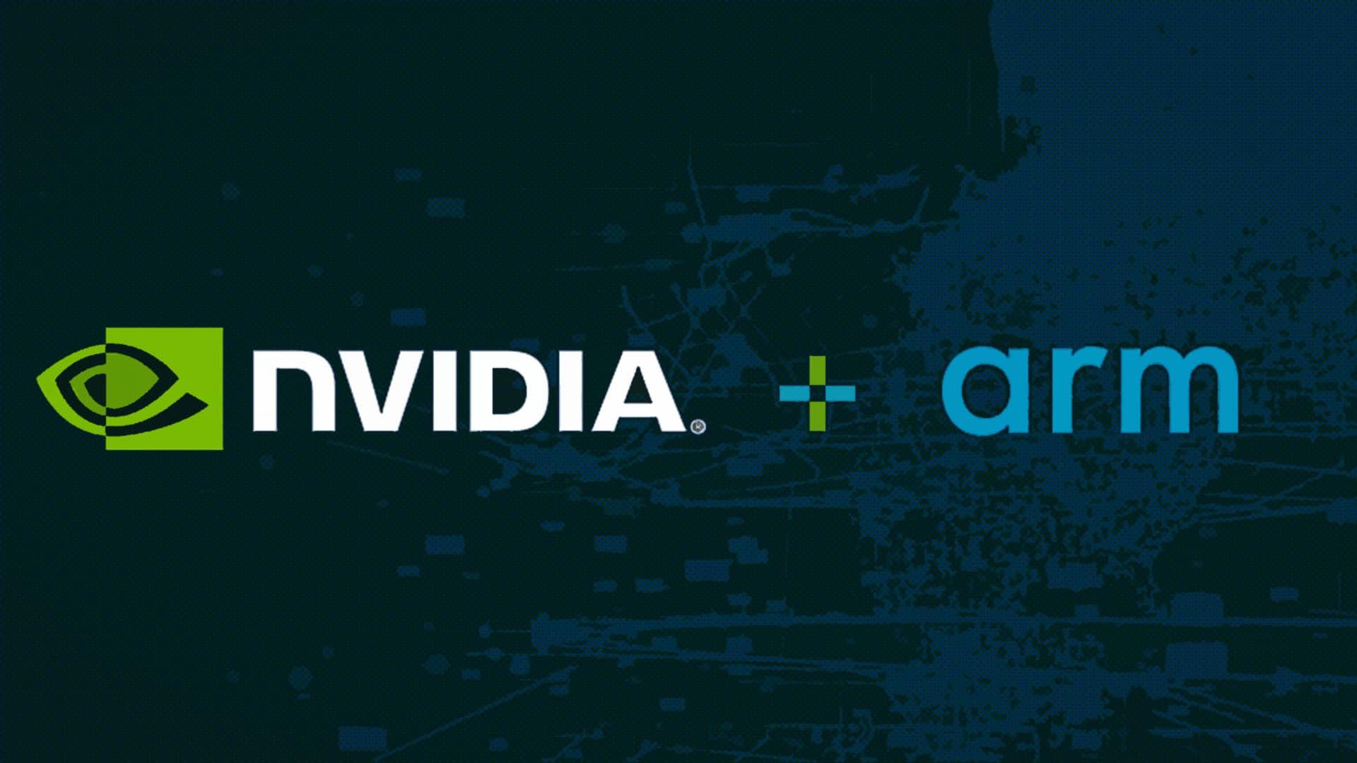 NVIDIA ARM Tabanlı CPU