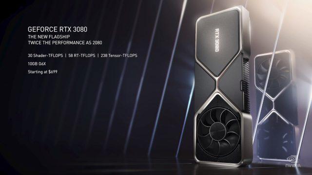 RTX 3080 Fiyatı ve Özellikleri