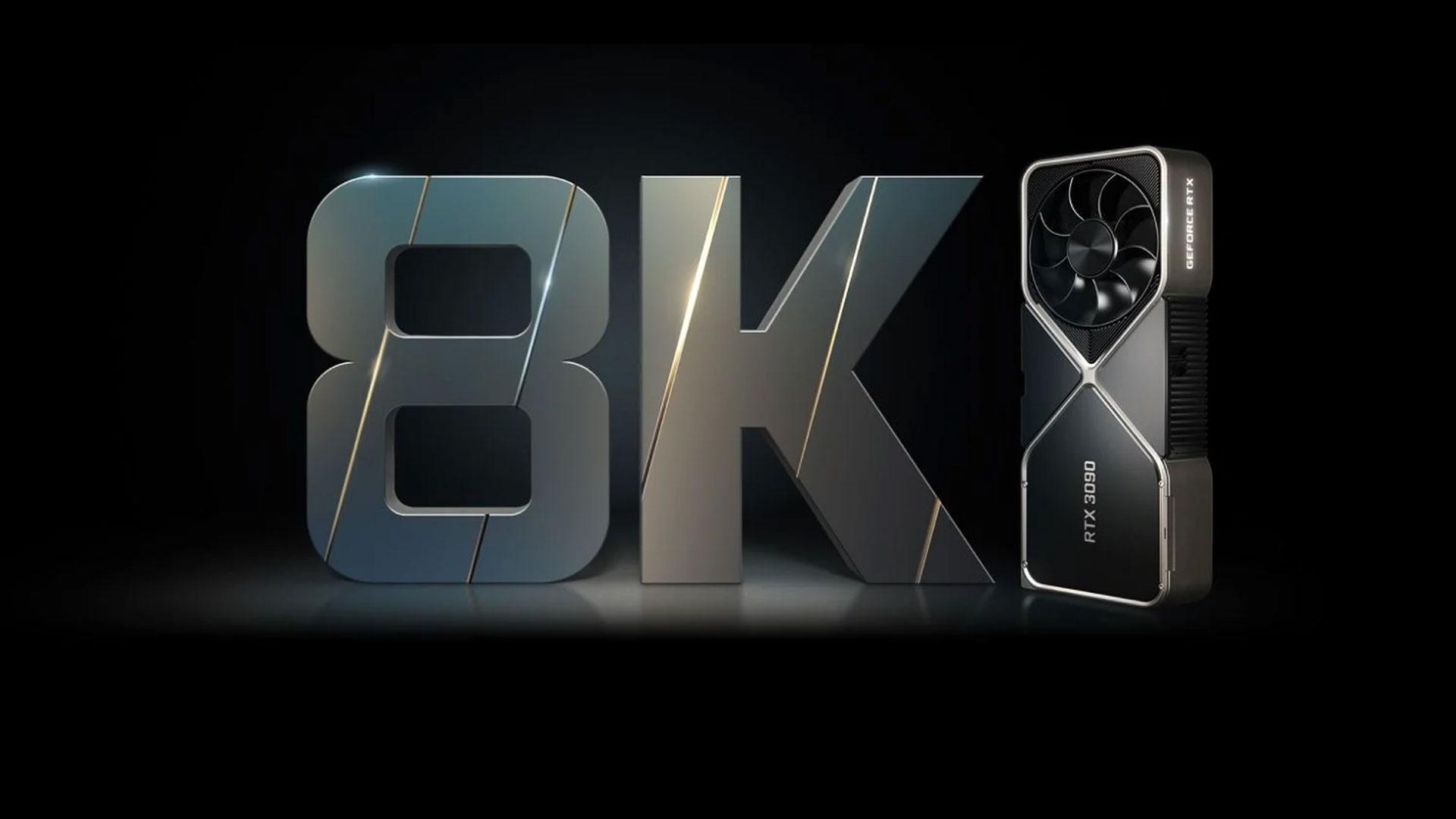 GeForce RTX 3090 8K Oyun Testleri