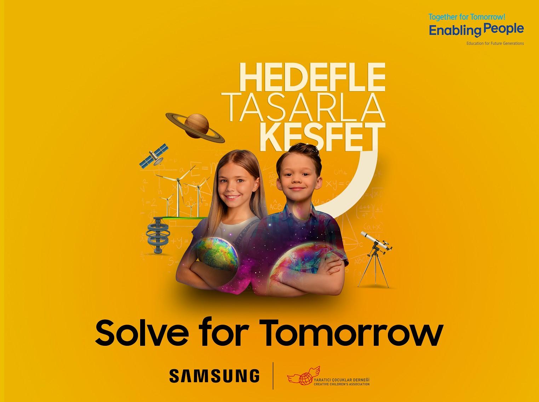 Samsung Solve for Tomorrow Bilim Yarışması