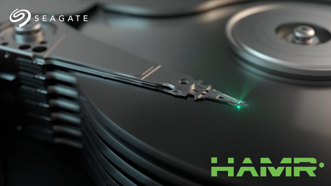 Seagate 20 TB HAMR Disk