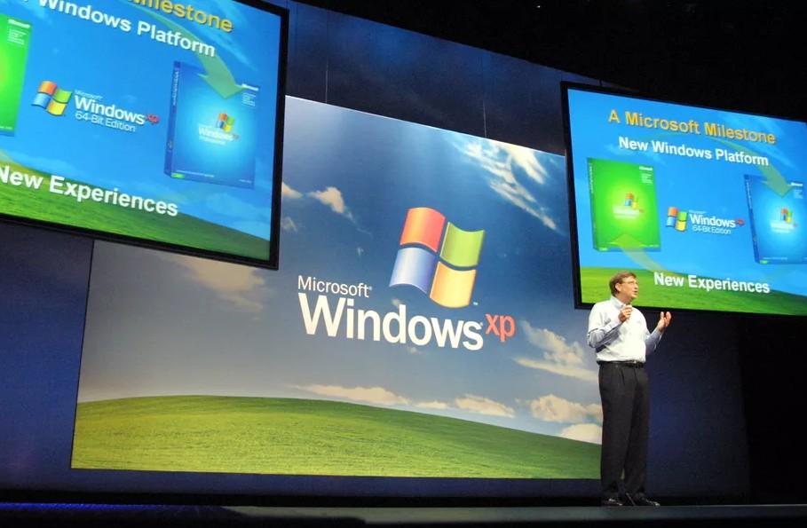 Windows XP Kaynak Kodları