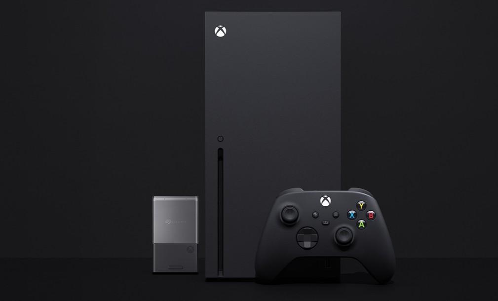 Xbox Series X ve S Genişletme Kartı SSD NVMe 1 TB