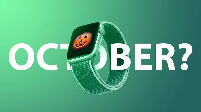 Apple Watch Series 6 tanıtım tarihi