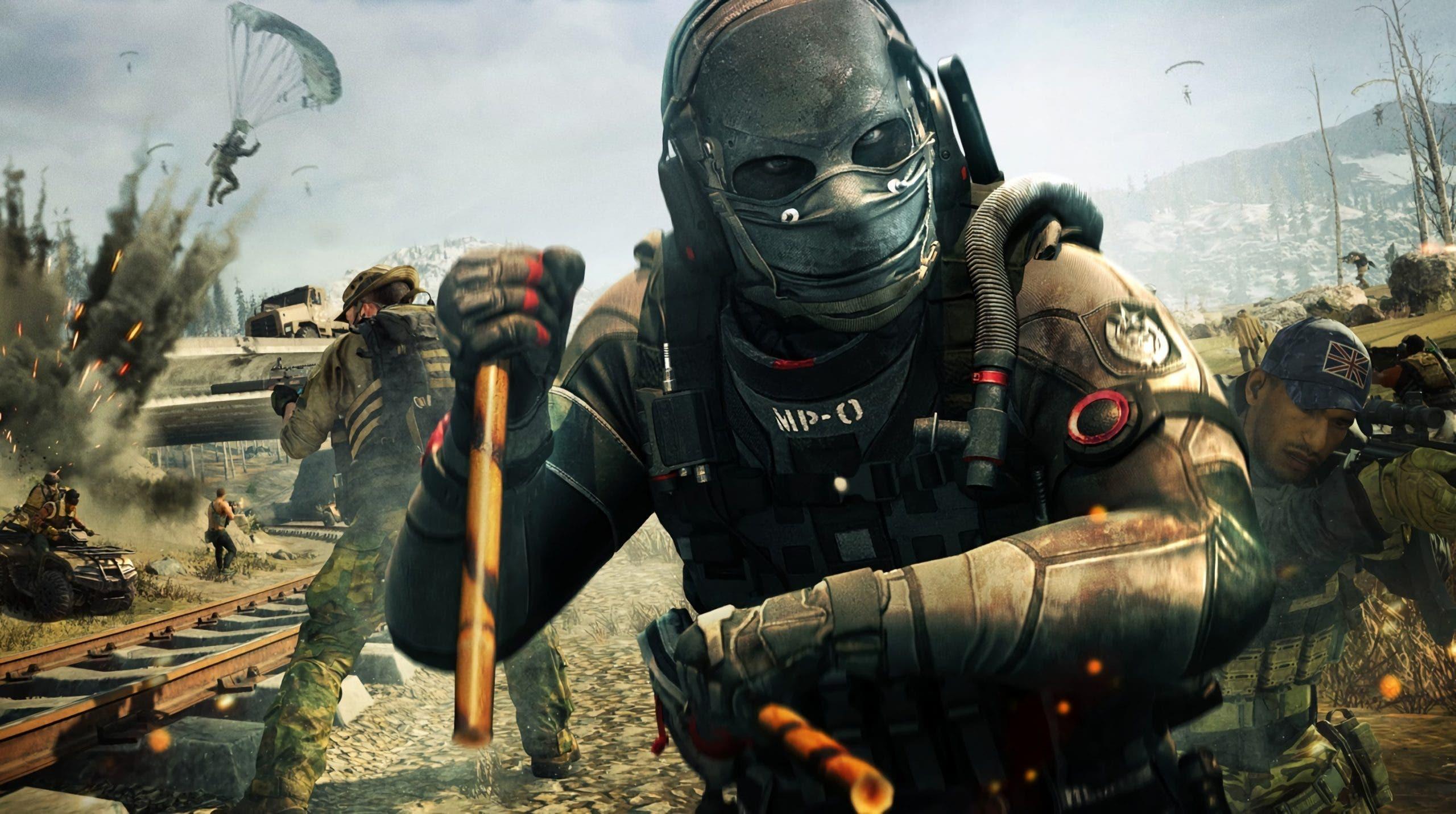 Call of Duty Warzone sunucu çökerten hata