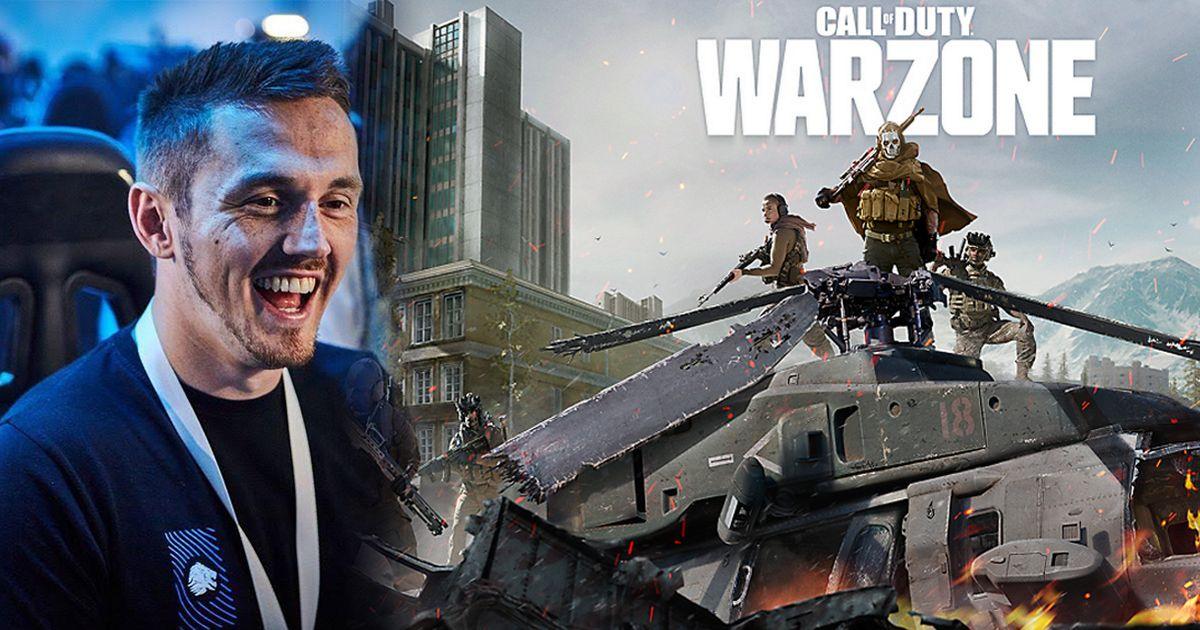 Call of Duty Warzone turnuvası