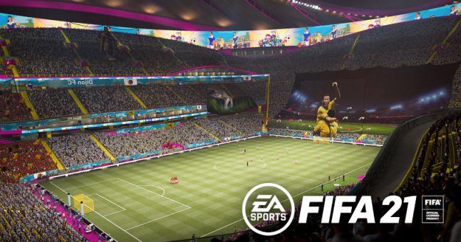 FIFA 21 Stadyum listesi