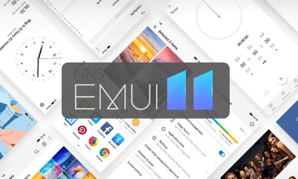 Huawei EMUI 11 özellikleri
