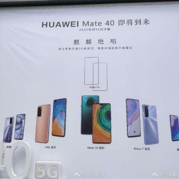 Huawei Mate 40 serisi 66W hızlı şarj desteği
