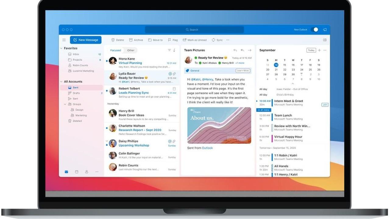 Mac için Outlook