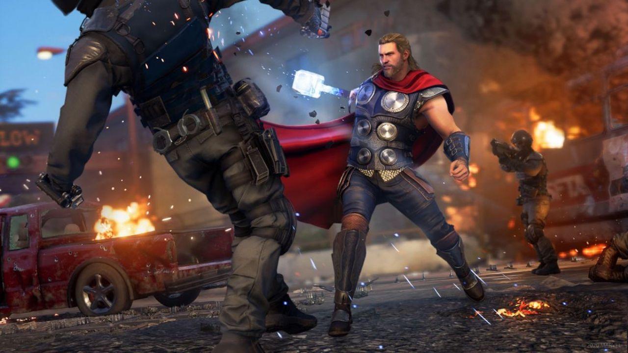 Marvel's Avengers ilk yama