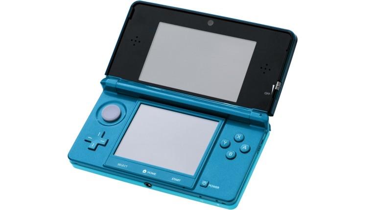 nintendo 3ds oyun konsolu