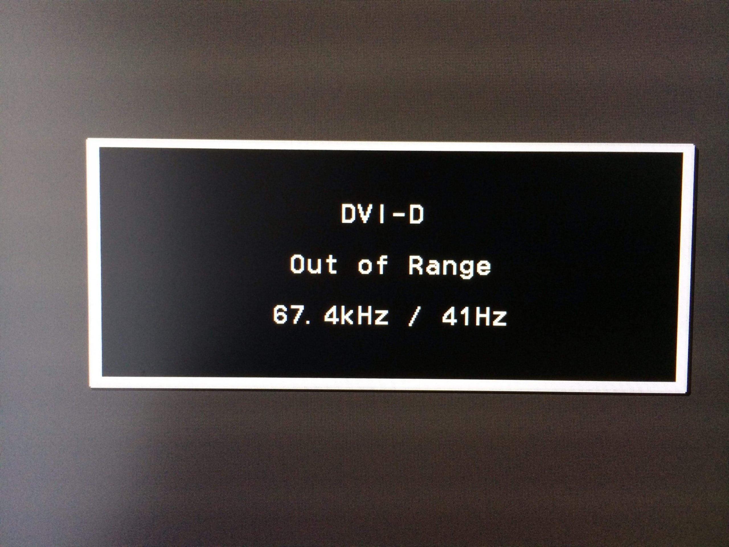Out of Range Hatası