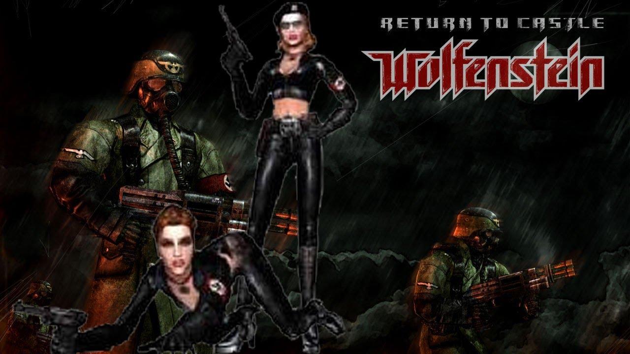 Return to Castle Wolfenstein yenilenen versiyon