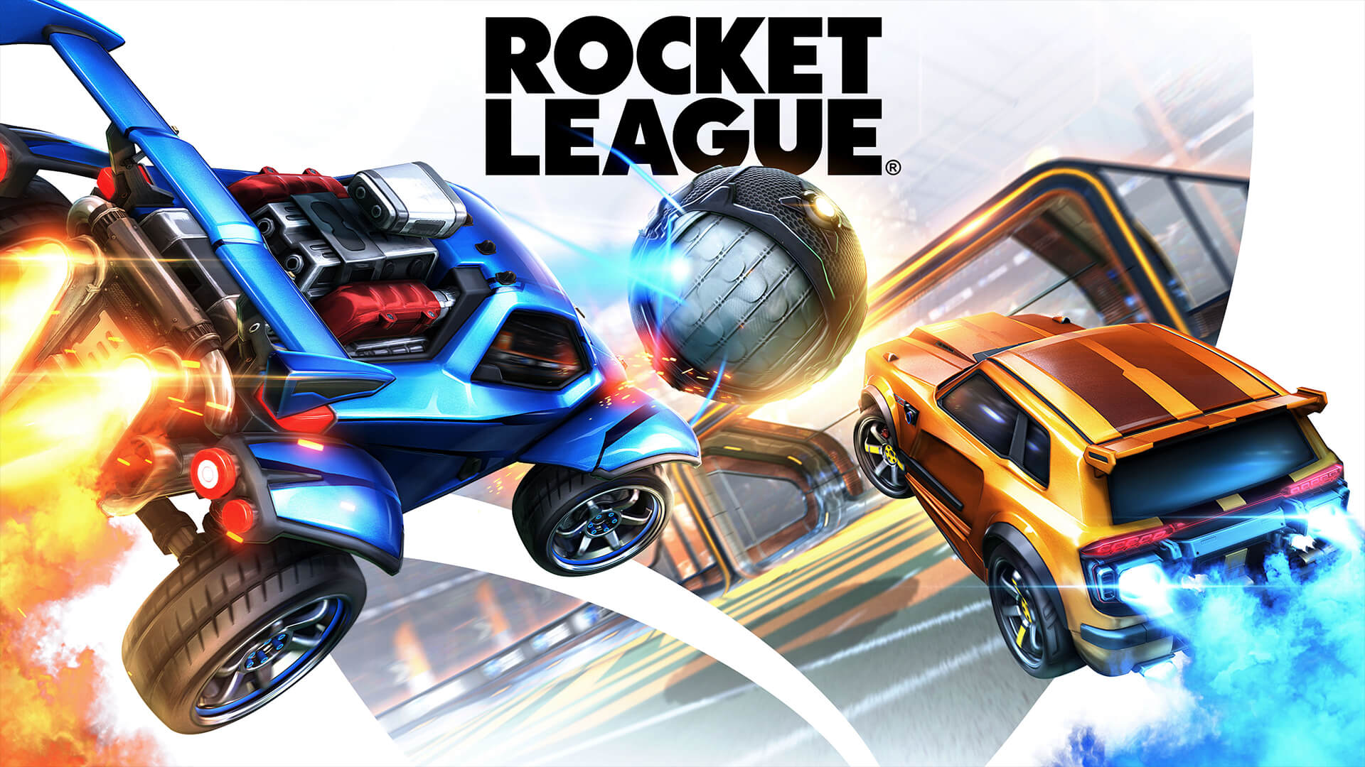 Rocket League ücretsiz