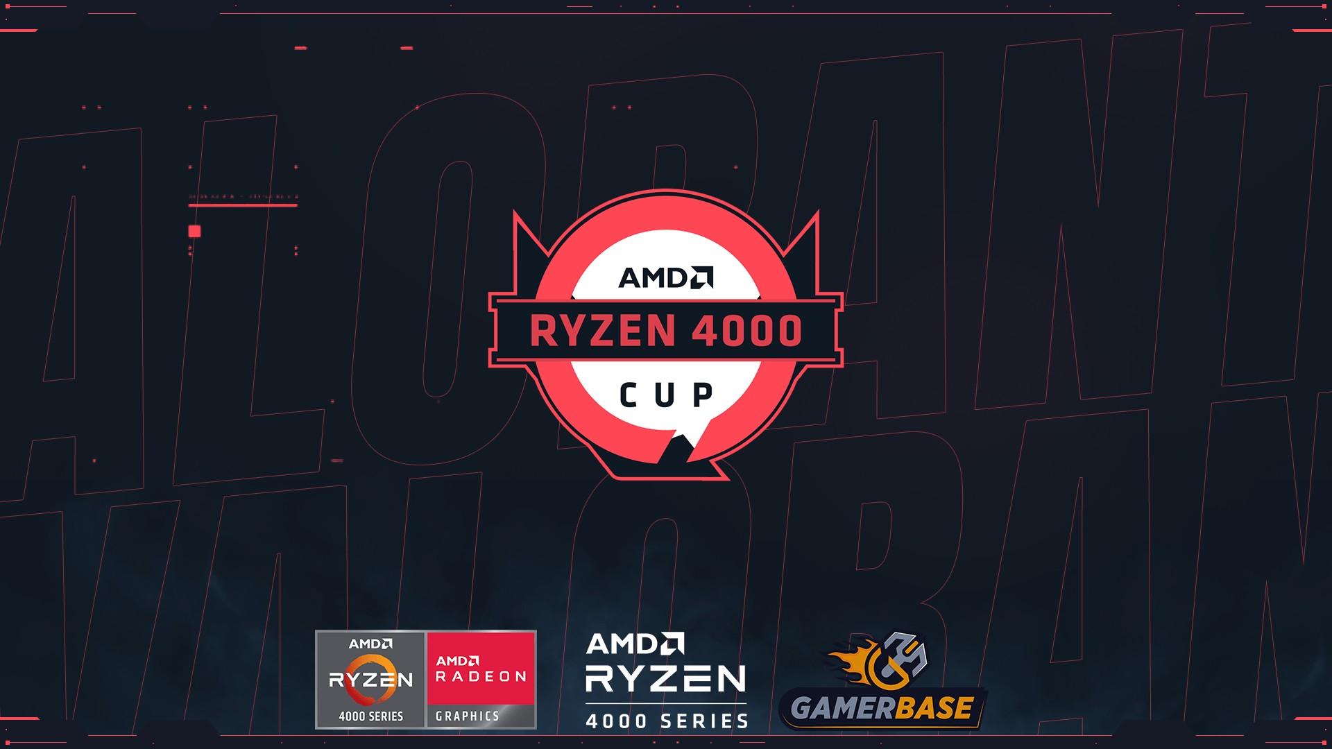 RYZEN 4000 CUP VALORANT Turnuvası Kayıtları Açıldı!