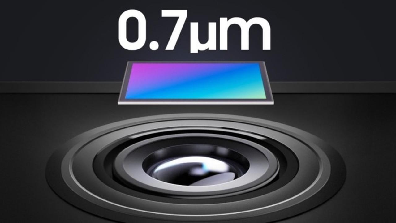 Samsung 0.7um ISOCELL Kamera Sensörü