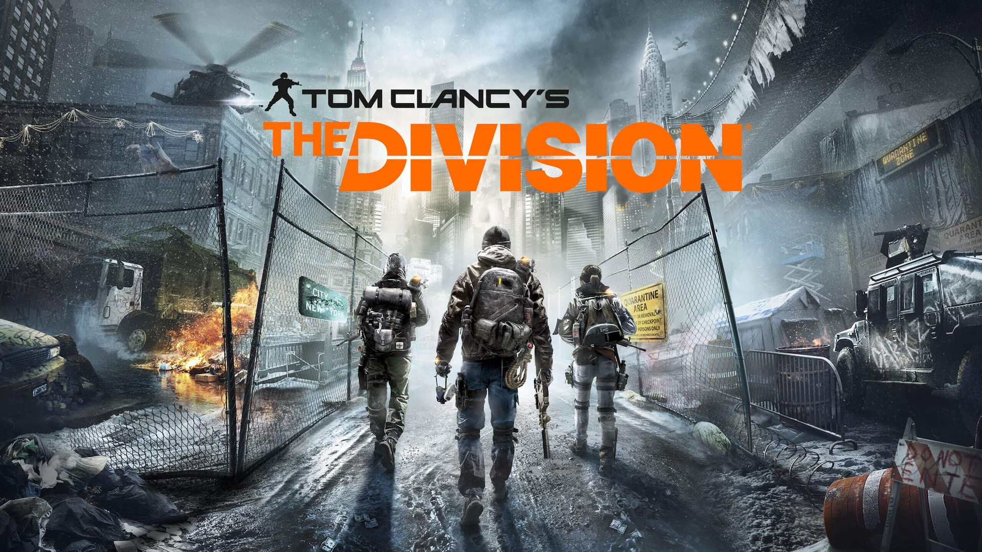Tom Clancy's The Division ücretsiz