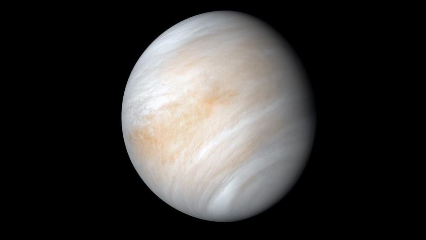 Gökbilimciler, Venüs'te Yaşam Belirtisi Bulmuş Olabilir