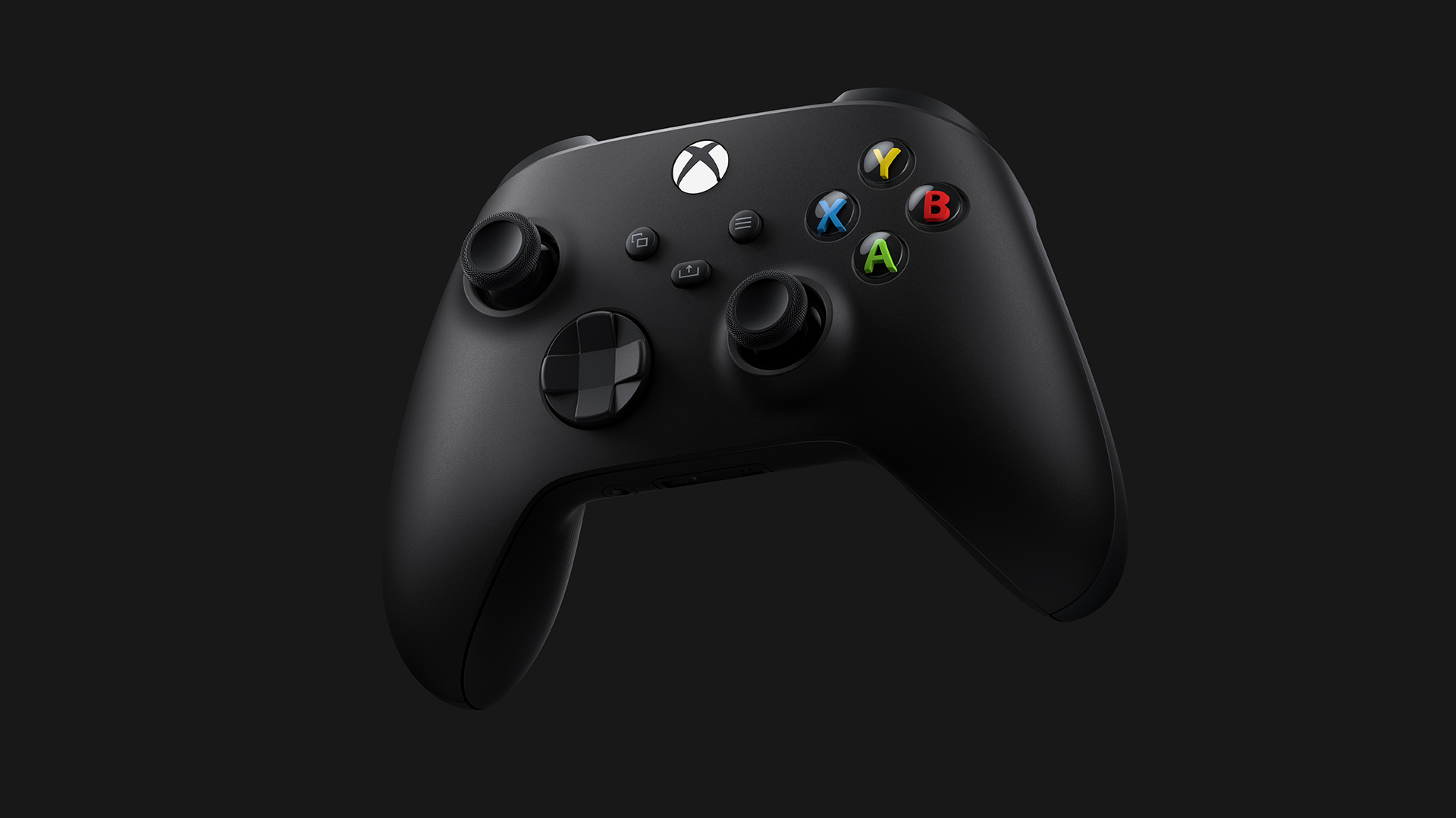 Xbox Series X kontrolcüsü