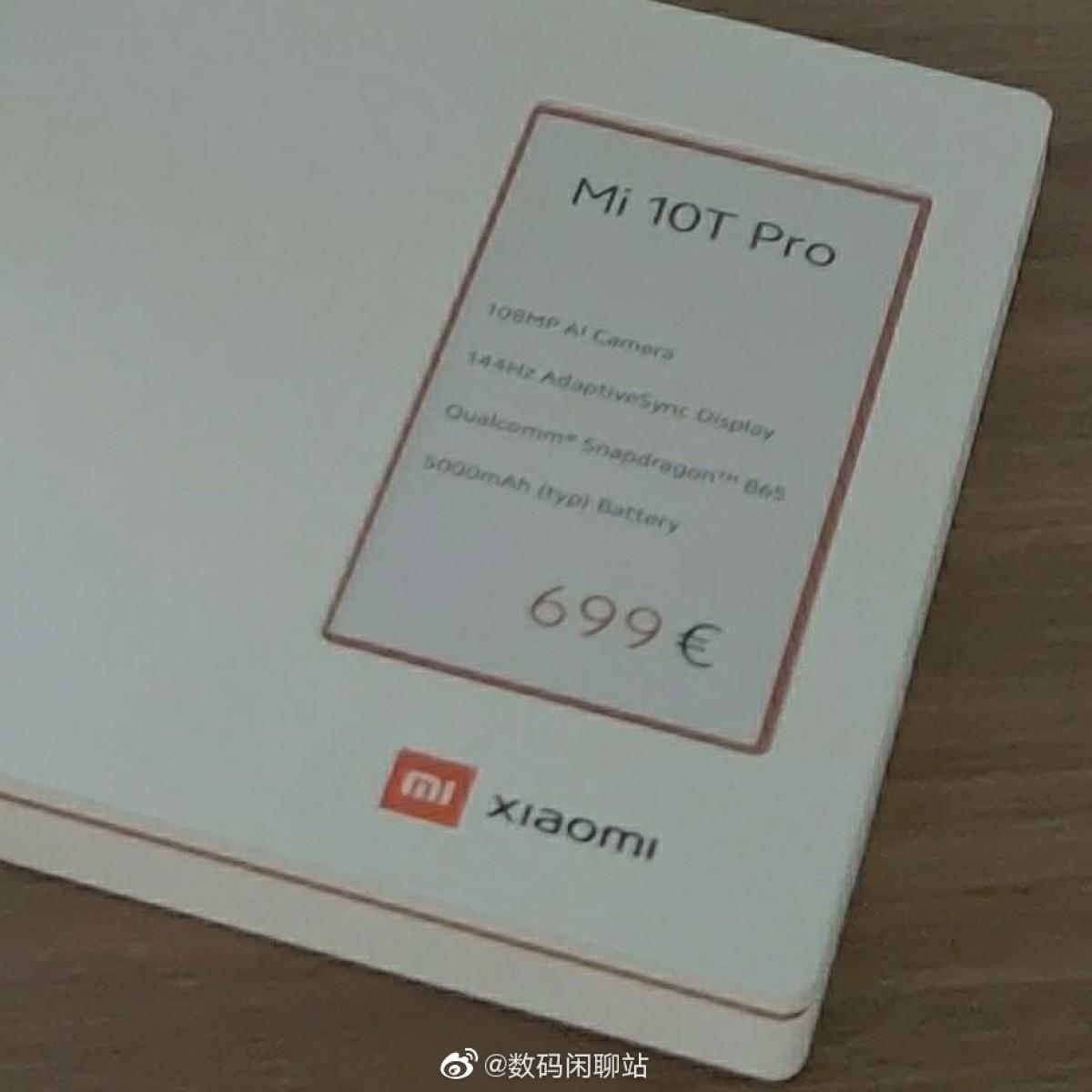 xiaomi mi 10t pro avrupa fiyati technopat mobil - Xiaomi Mi 10T Pro Avrupa Fiyatı Sızdırıldı